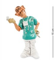 Rv- 43 статуэтка мал. стоматолог (w.stratford)