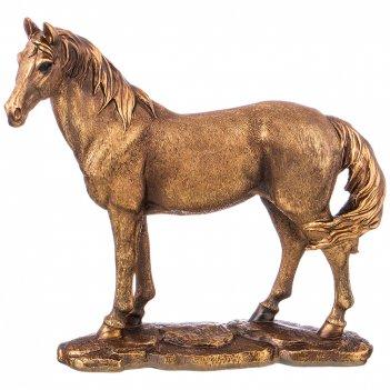 Статуэтка лошадь 26*10*25 см. (кор=6шт.)