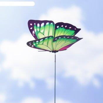 Декоративный штекер бабочка, 12 x 9 x 30 см