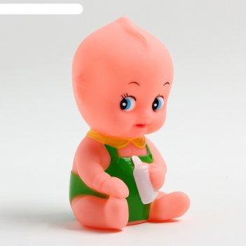 Игрушка для ванны «пупсик»