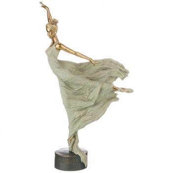 Статуэтка балерина 20*7,5*26 см. серия фьюжн (кор=8шт.)
