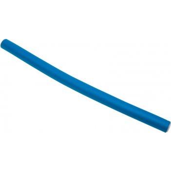 Бигуди-бумеранги синие d 14мм х 240мм (10 шт/упак)