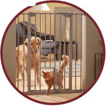 Дополнительная секция для перегородки dog barrier 107 см (7 х 107 см)