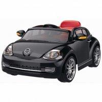 Детский электромобиль juke 599vc черный