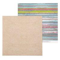 Бумага для скрапбукинга «naturals» дачный коврик 30.5 х 30.5 см 180 гр/м2