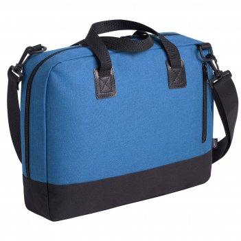 Сумка для ноутбука unit bimo work, синяя