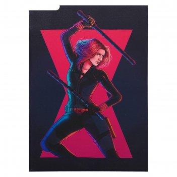 Постер наташа романофф 50х70 см