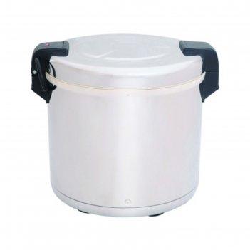 Мармит gastrorag fm-230, для риса, электрический, 23 л, серебристый