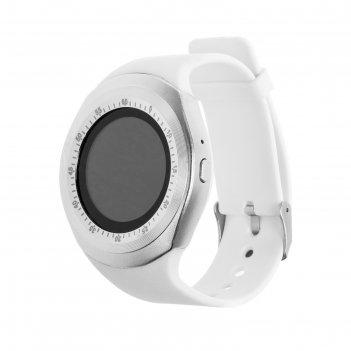 Смарт-часы luazon ws-10, цветной дисплей 1.5, белые
