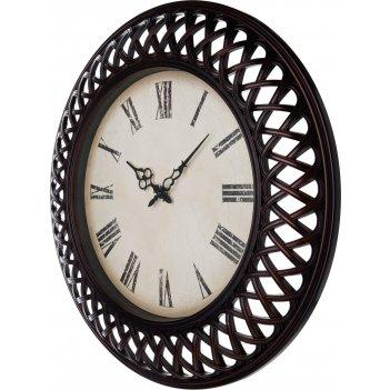 Часы настенные кварцевые royal house диаметр=58 см. циферблат диаметр=37 с