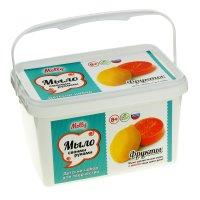 Мыло своими руками фрукты
