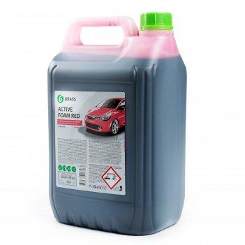 Активная пена active foam red, канистра 5,8 кг
