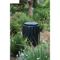 Компостер 220l с крышкой compost bin