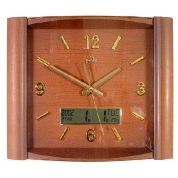 Настенные часы gastar t 527 ji sp (пластик, время вслух)