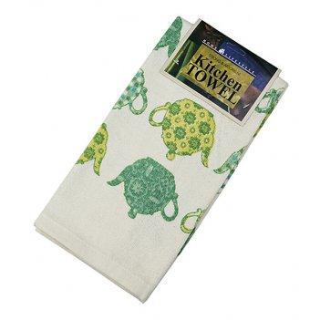 Полотенце кухонное махровое 38*62 см, 100% хлопок ...