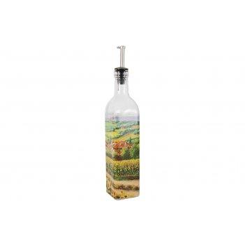 Бутылка для масла подсолнухи тосканы
