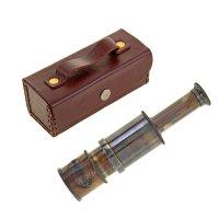 Сувенирная подзорная труба в чехле дипломат