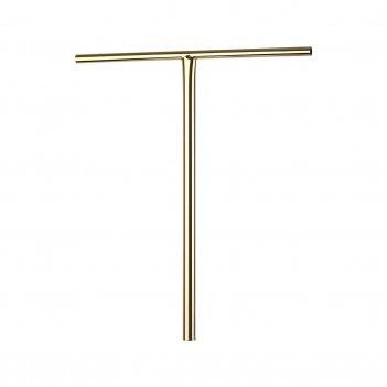 Руль fox t-bar scs 31.8, 700*600 gold chrome