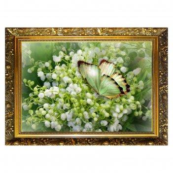 Алмазная мозаика весенняя радость  29,5x20,5см, 25 цветов nr-7