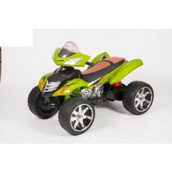Электроквадроцикл barty quad pro (bj 5858) зеленый