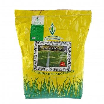 Семена газонная травосмесь теневая, 5 кг