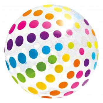 Мяч пляжный «джамбо», d=107 см, от 3 лет, 59065np intex