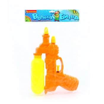 Водная битва - водный пистолет bondibon