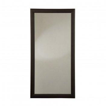 Зеркало «венге»,  настенное 60x120 см