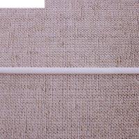 Резинка, ширина 6мм, 10м, цвет белый