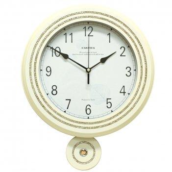 Часы настенные castita 116 w