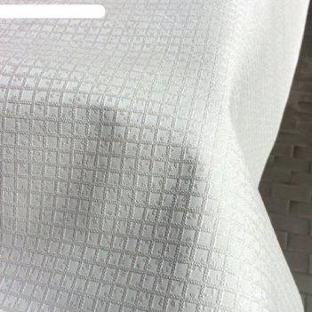 Клеёнка impronta «белый коралл», 140 см, рулон 20 пог. м