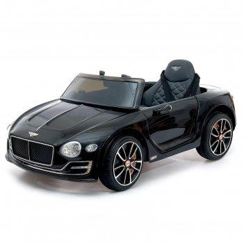 Электромобиль bentley exp 12 speed 6e concept, eva колеса, кожаное сидение