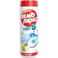 Чистящее средство пемолюкс порошок пэт яблоко 480 гр