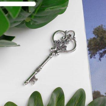 Декоративный элемент королевский ключ