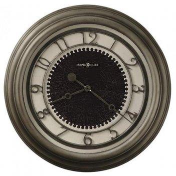 Настенные часы из металла howard miller 625-526 kennesaw