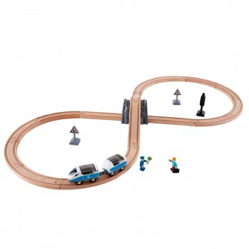 Игровой набор «ж/д-пассажирских поездов»
