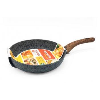 Сковорода 26см grey stone тм appetite