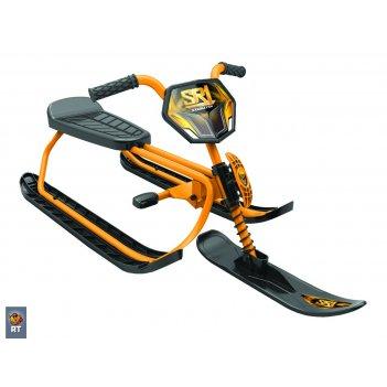 Ssc 12008 снегокат детский snowrunner sr1 orange