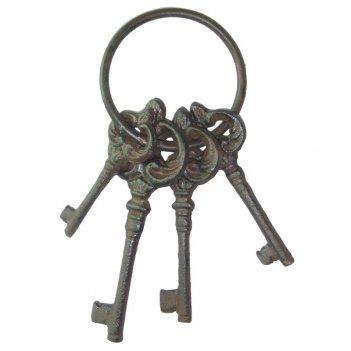 Вешалка крючок для одежды настенная ключи