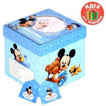 шкатулки для новорожденных
