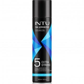 Лак для волос intu extra strong hold ссф, 250 мл
