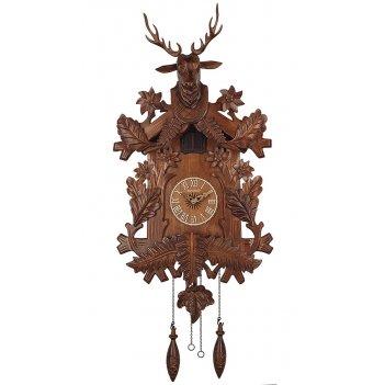 Настенные часы с кукушкой columbus сq-036