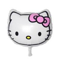 Шар фольгированный 18 hello kitty