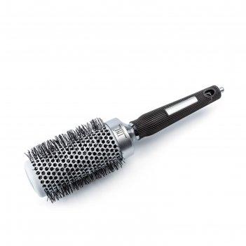 Термобрашинг для волос tnl, алюминиевое покрытие, нейлоновые штифты, d 45