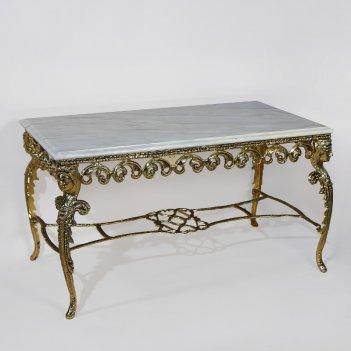 столы из бронзы