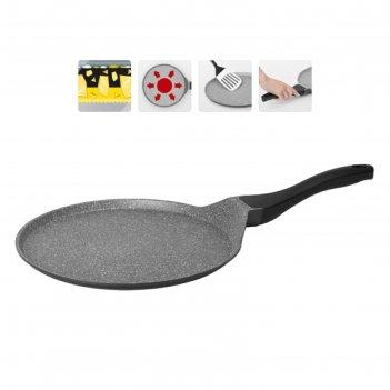 Сковорода блинная с антипригарным покрытием, 28 см grania