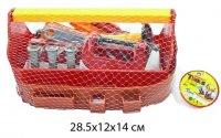 Набор инструментов, чемоданчик, пояс, сетка