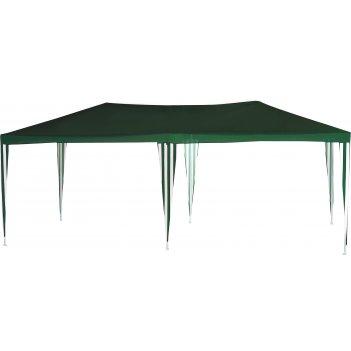 1057 green glade садовый тент шатер (тент беседка для дачи) 3х6х2,5 м