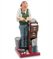 Fo-85536 статуэтка бухгалтер (the accountant. forchino)