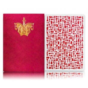 Карты ellusionist knights red